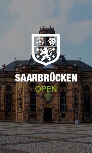 Saarbrücken mit der Ludwigskirche