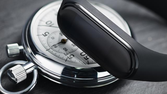 Stoppuhr Fitness Tracker